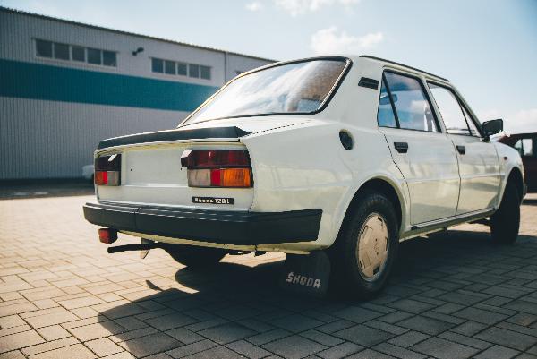 Škoda 120 jako investiční vůz? Proč ne?