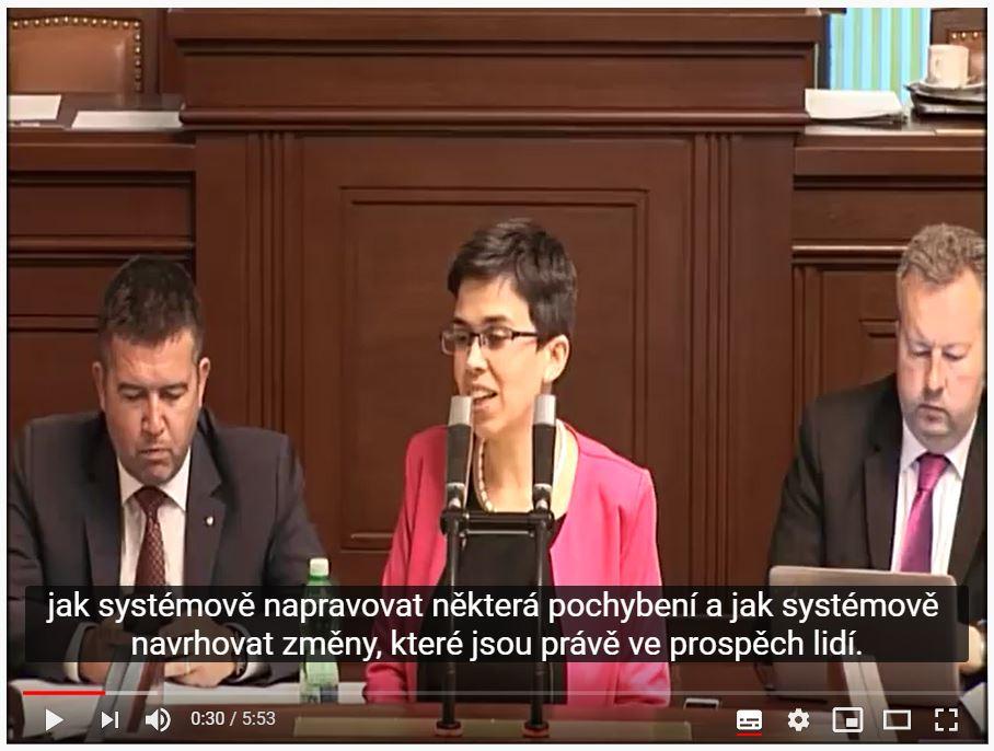 Obrázek z videa - http://bit.ly/ombudsmanRole