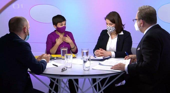 Debata v OVM 22. 11. 2020