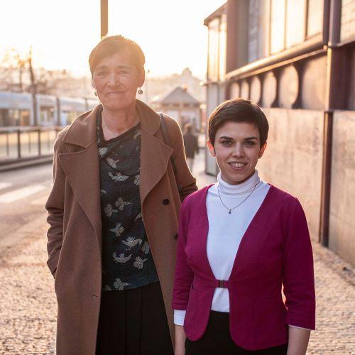 """Jsem opravdu ráda, že nám s projektem pomáhají skvělí lidé, jako je Irena Koutská (na fotce). Irena vede řadu aktivit našeho """"seniorského podpalubí"""" a také spolu s několika dalšími tvoří tým pro přípravu kvalitního seniorského programu."""