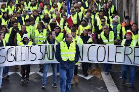 Žluté vesty mají vztek (Zdroj: Petr Janyška)