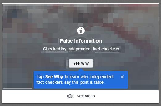 Lživé informace! Posouzeno nezávislými fact-checkery. Klikněte, chcete-li se dovědět, proč nezávislí fact-checkeři vyhodnotili tento příspěvek jako lživý.