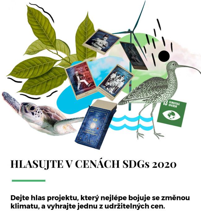 Hlasování probíhá na Globalnicile.cz/hlasovani