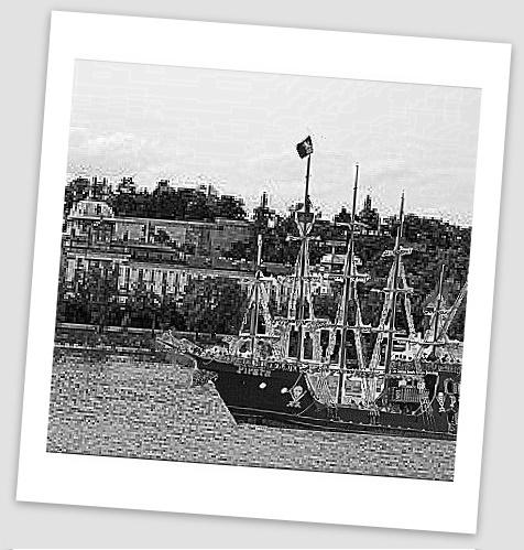 SNÍMEK ÚDAJNĚ POŘÍZENÝ  ČERNO - BÍLÝM POLAROIDEM. dv/ Pixabay.com